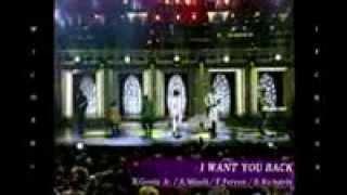 michael jackson jackson5 medley msg 30th anniversary part 2