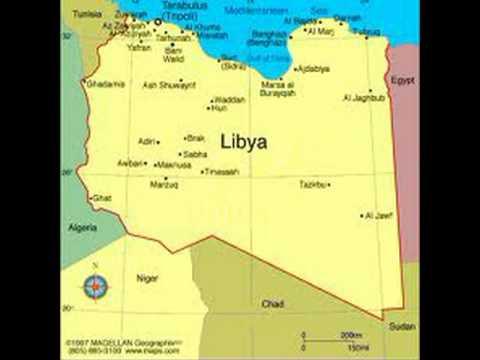 Bombs Over Tripoli
