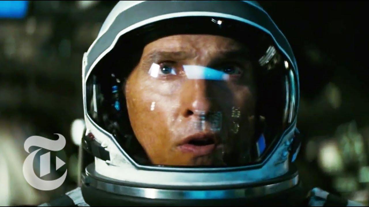 Interstellar\' | Anatomy of a Scene w/ Director Christopher Nolan ...