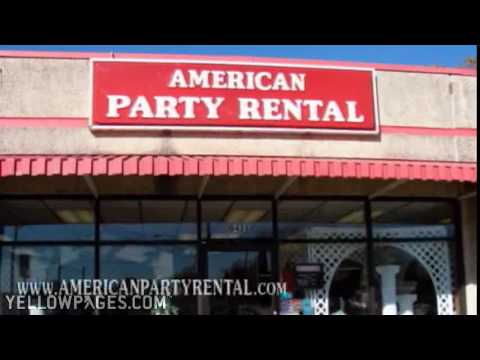 American Party Rental in Austin, Texas
