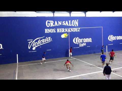Nike, Juan medina y Chato vs Tostados y krilin- Frontón gran salón Hernández