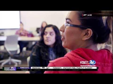 Education Matters - Fresno State's Discover e Program