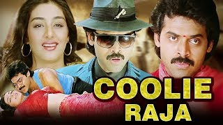Coolie Raja Full Movie   Venkatesh Movie   Tabu   Latest Hindi Dubbed Movie   South Indian Movie Thumb