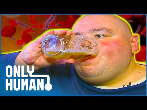 What It's Like As Britain's Fattest Man | (Obese Documentary)