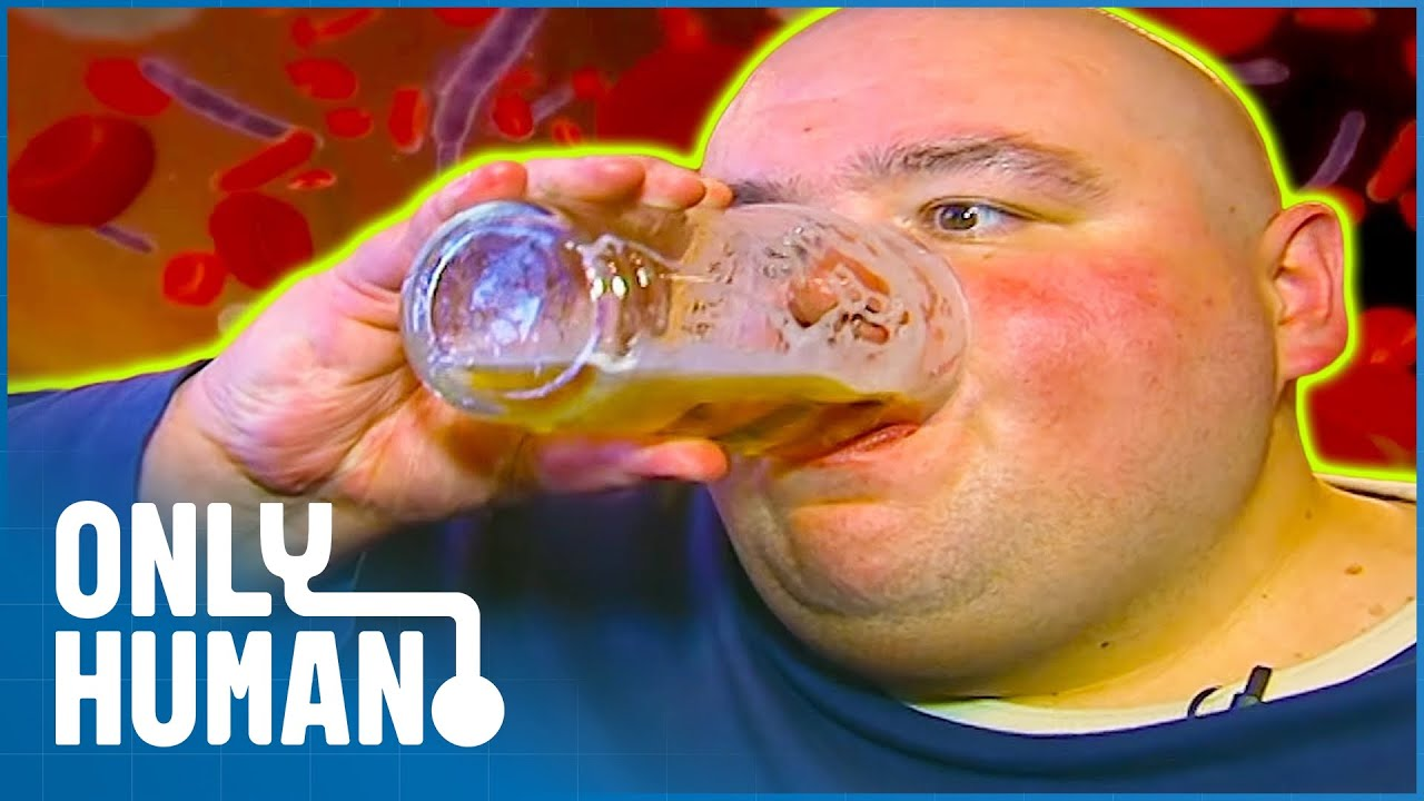 What It's Like As Britain's Fattest Man | (Obesesity Documentary) | Only Human