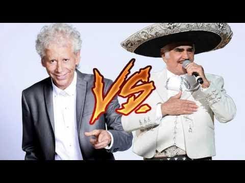 Galy Galiano VS Vicente Fernández EXITOS Mix Sus Mejores Canciones - Rancheras Mix 2017