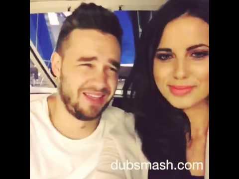 Liam Payne and Sophia Smith Dubsmash
