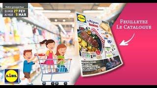 Catalogue Lidl Du 27 Février Au 5 Mars 2019 - Monsieurechantillons.com