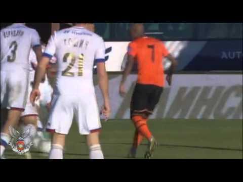 Шахтер -- ЦСКА 1:0 Генрих Мхитарян