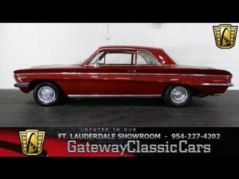 Stock# 158 1962 Oldsmobile Cutlass F85 Gateway Classic Cars of Fort  Lauderdale
