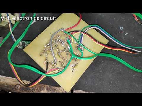 How To Make 100 Watt Amp Circuit