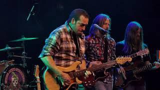 Steepwater Band & Albert Castiglia - Jumpin Jack Flash - 11/9/19 Intrepid's 25th Anniversary