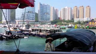 Lost In Hong Kong (Day 2) | Victoria Bay + Fisherman