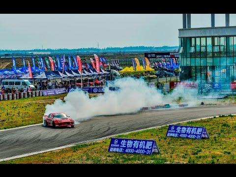 2015CDC山東站決賽全程 張盛鈞奪冠 China drift championship