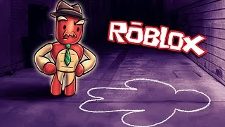Roblox Adventures / Mord-Mysterium / Worlds Worst Detective!