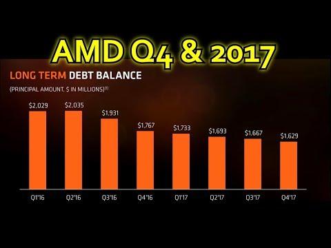 AMD Q4 & 2017 Financials Analysis