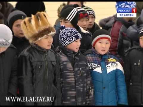 видео: В Усть-Канском районе прошли мероприятия, посвящённые памяти Юрия Антарадонова