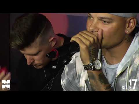 """Kane Brown - """"Learning"""" LIVE from Stage 17!"""