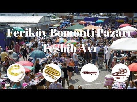 Feriköy Bomonti Antika Pazarı