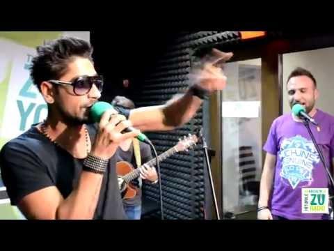 Connect-R si Cortes - Rap Freestyle (Live la Radio ZU)