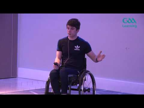 GAA National Games Development Conference 2017 - Jamie Wall