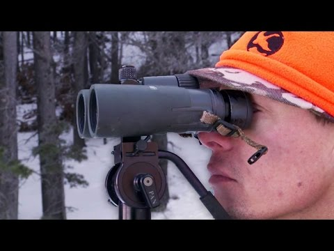 The MeatEater's Steven Rinella On Using Tripods & Optics.