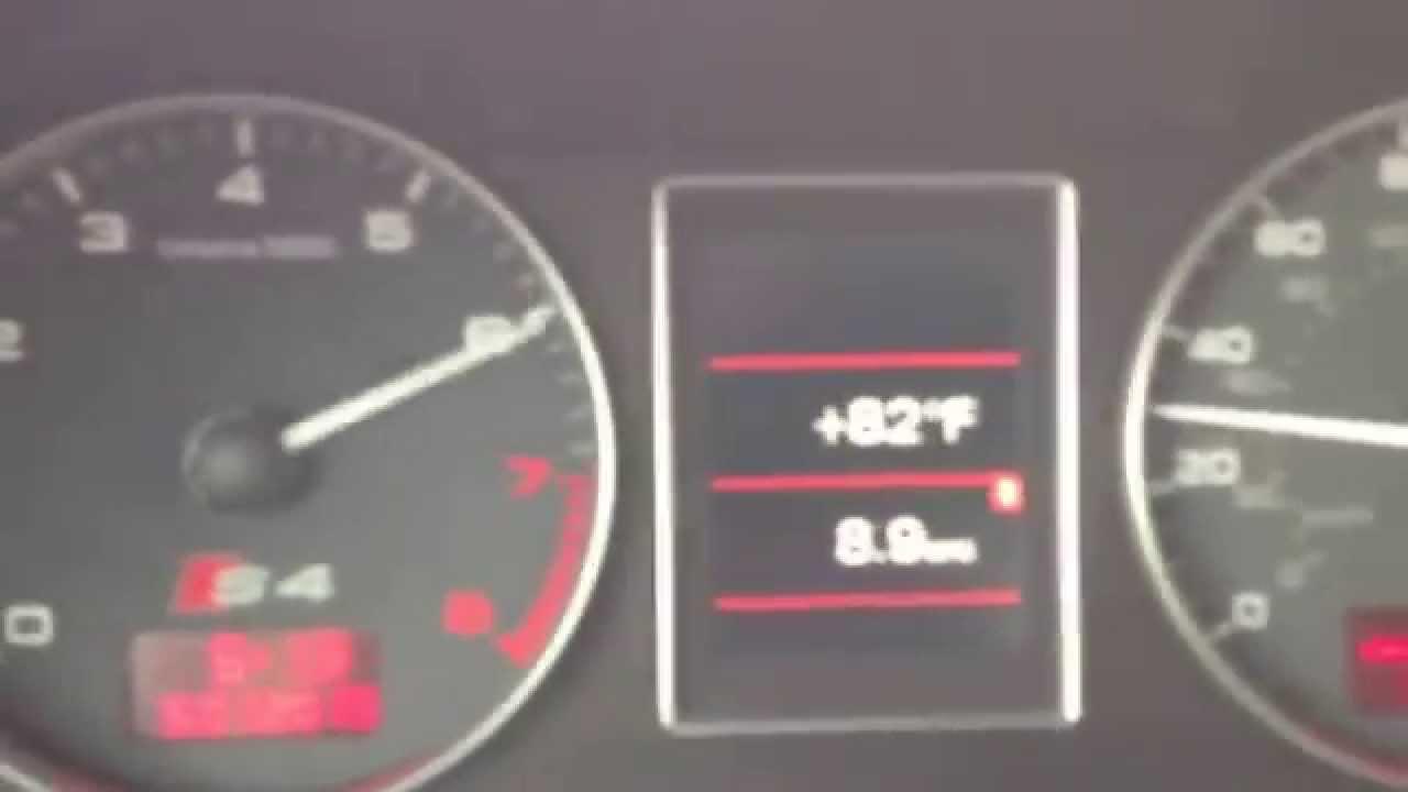 2006 Audi S4 0-60 - YouTube
