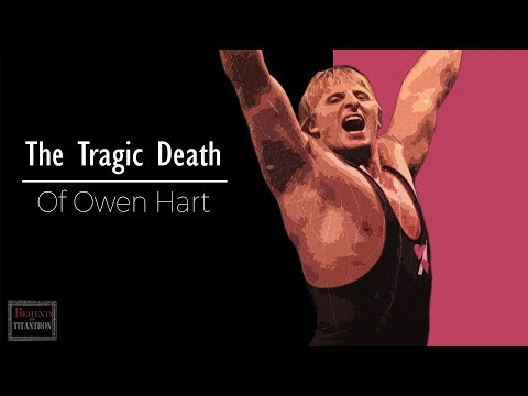 Behind The Titantron | The Death of Owen Hart | Episode 2