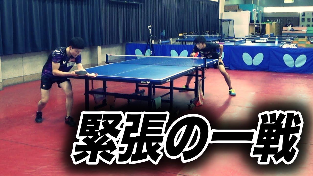【いざ道場破りへ】Y.Y LINK初潜入!横山さんに到達するまでは絶対に負けられねぇ!!【卓球】