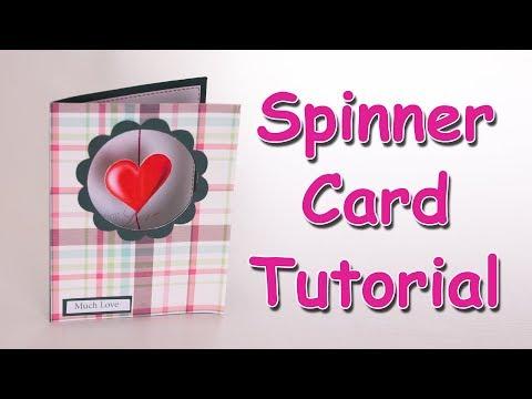 Spinner Card Tutorial