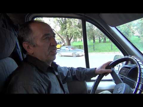 Интервью водителя маршрутки