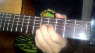 [Intro guitar] Lời anh phải nói  - 3 chú bộ đội [Tab C]