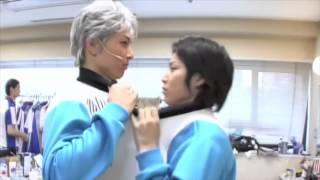 【テニミュ】凱旋バクステ【氷帝】 鎌苅健太 動画 22