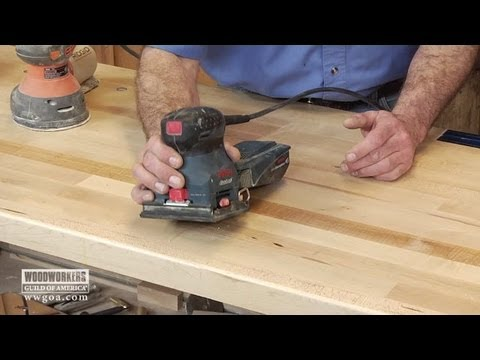 which-electric-sander-to-use?
