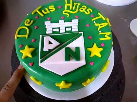 torta del atltico nacional  YouTube