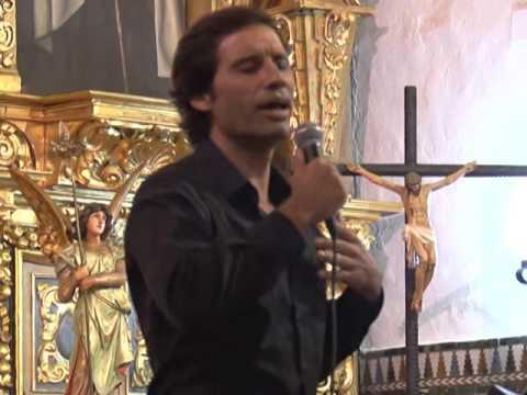 Entrevista a Juan Santamaría cantante de fado