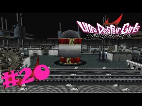 TOWA'S SECRET FACILITY|Danganronpa Another Episode: Ultra Despair Girls Part 20