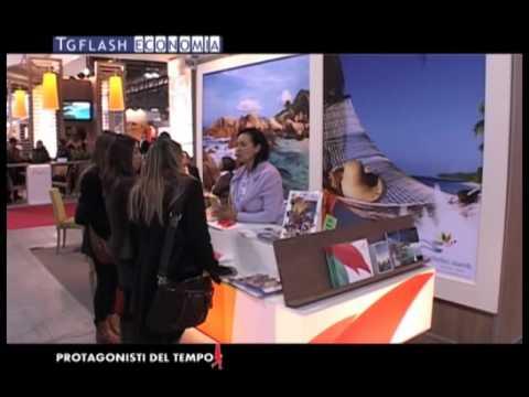 SEYCHELLES TOURIST OFFICE - Tg Flash Economia