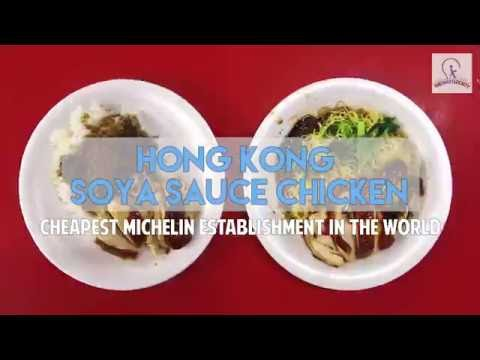 $1.47 USD - The CHEAPEST Michelin Star Place In The World Is In Singapore
