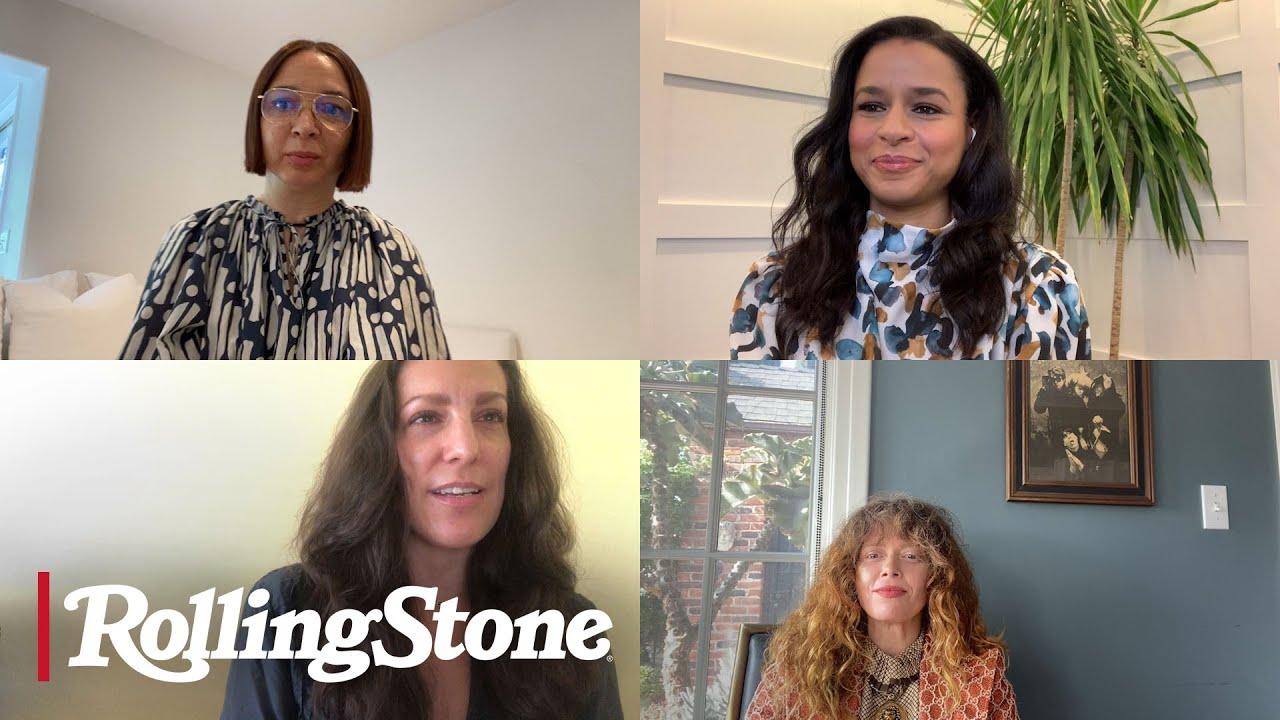 Sarah Cooper, Maya Rudolph and Natasha Lyonne Discuss Their New Netflix Special, 'Everything's Fine'