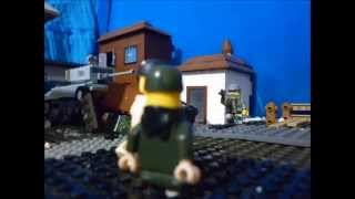 LEGO Вторая мировая война. Битва за Францию.(LEGO WW 2 Battle of France)