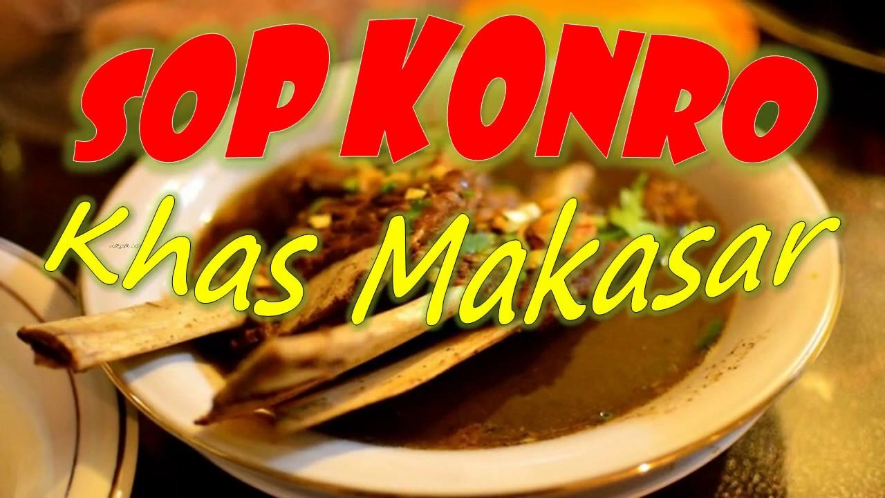 Kaledo Makanan Khas Sulawesi Enak Sedap Gurih Nikmat Youtube