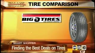Shopping for new tires? Tips to get the BEST deal