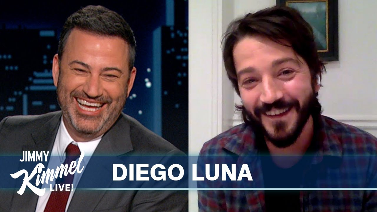 Diego Luna on Star Wars Spin-Off, His Father Hating Christmas & Recreating The Princess Bride
