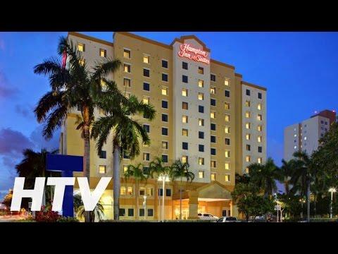 Hotel Hampton Inn & Suites Miami Airport South/Blue Lagoon
