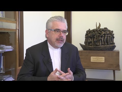 "Fabio Baggio: ""Migrants' rights are not annulled because of administrative problems"""