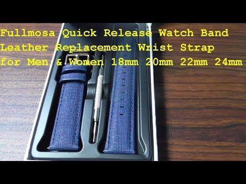 20MM Watch Strap for Amazfit Bip, Elephone W3, ...из YouTube · Длительность: 1 мин47 с