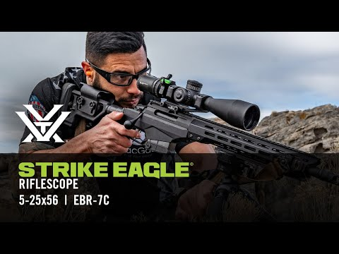 Vortex Strike Eagle® 5-25x56 FFP Riflescope