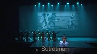 S ū t r ā t m a n | Luminous threads of Gandhi | Parwati Dutta & Mahagami Ensemble