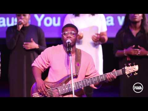 Campus Rush Turns 2 with Special Guest Tye Tribbett Part 3
